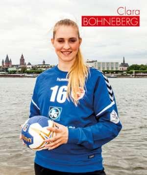 Torfrau Clara Bohneberg verlängert in Mainz